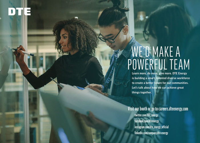 DTE Energy Creative Campaign - We Make a Powerful Team