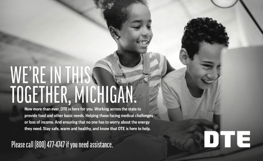 DTE Energy - We're in this Together ad