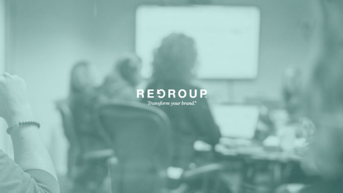 REGROUP - Transform Your Brand. Video thumbnail.